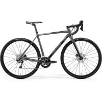Велосипед Merida Mission CX700 GlossyDarkGrey/Black 2020 L(56cm)(31203)
